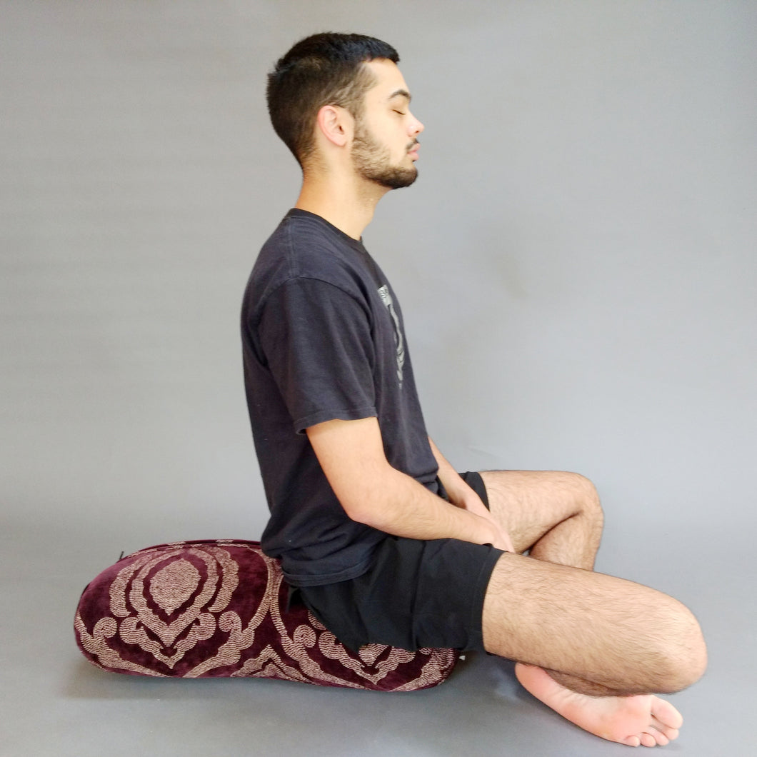 Yoga Bolster- Royal