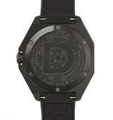 The VICE III // 39mm <br> Black Case + Black Bezel