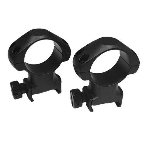 "1"" Steel Scope Rings"