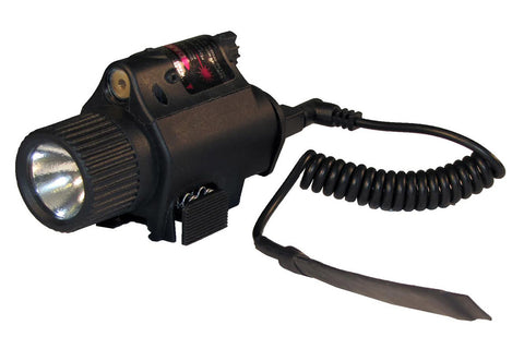 Tactical Laser Flashlight