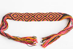 08. Extra-Wide Bracelet with Fringe, Bookmarks