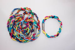 09. Braided Bracelets with Magnetic Clasp