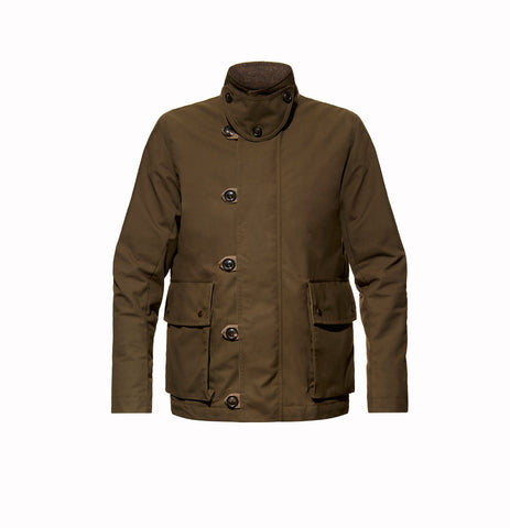 Ashley Watson Eversholt Jacket Olive