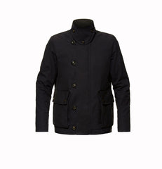 Ashley Watson Eversholt Jacket Navy