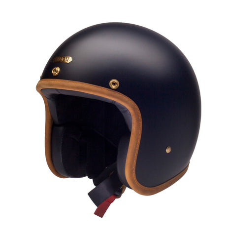 Hedon Hedonist Stable Black Motorcycle Helmet