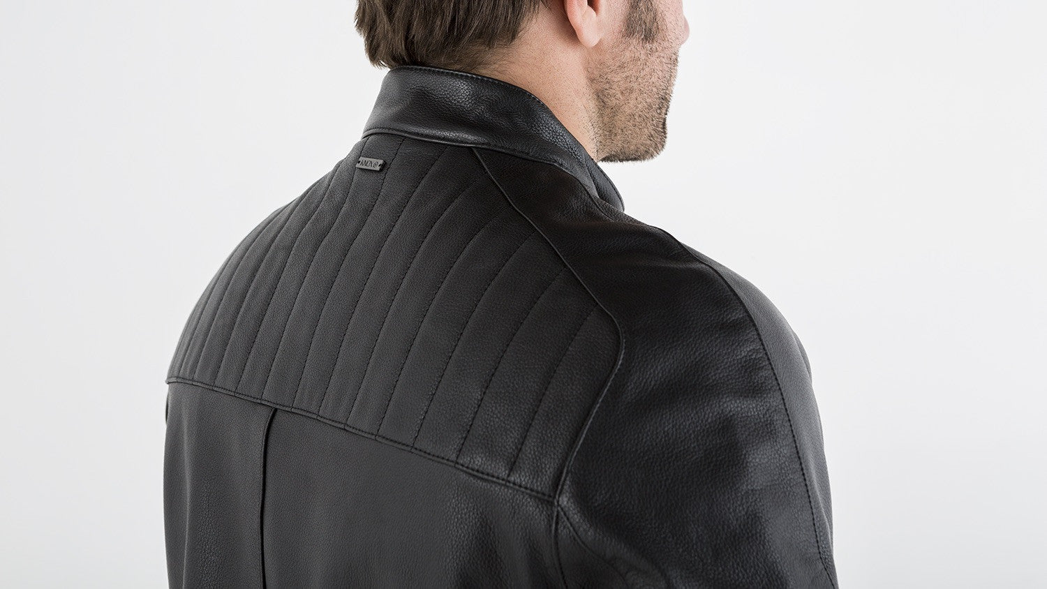 KNOX Roscoe leather motorcycle jacket