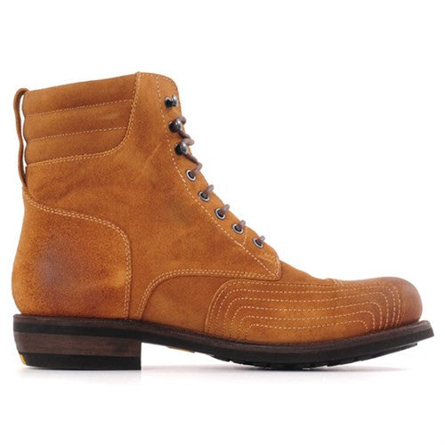 Rokker Urban Racer roughout suede Motorcycle Boot