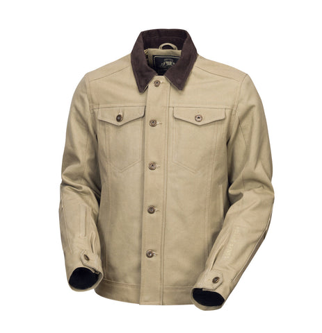 Ashley Watson - Eversholt Jacket - Olive