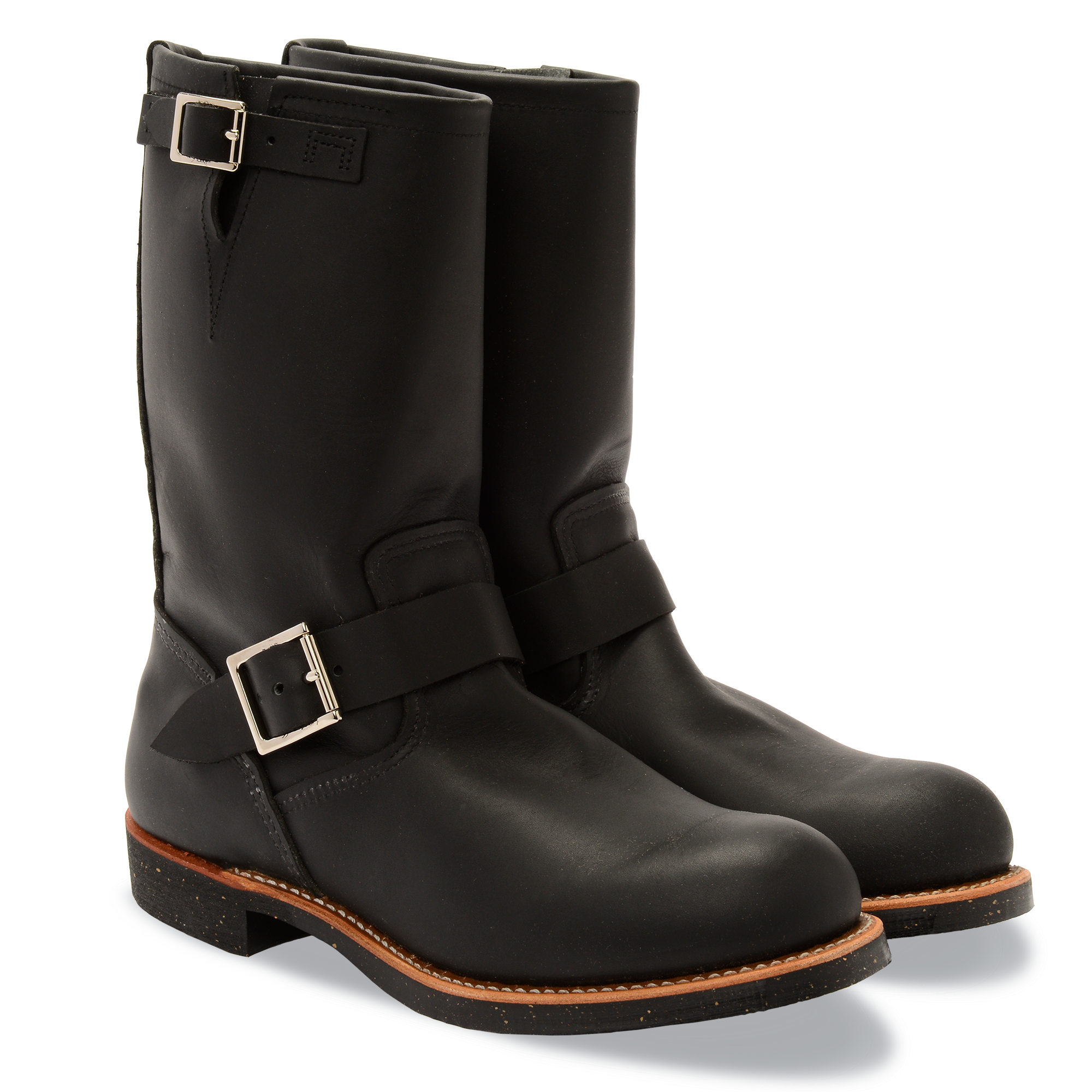 Red wing engineer boot 2990 black