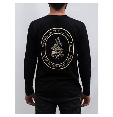 The Stray club long sleeve T shirt