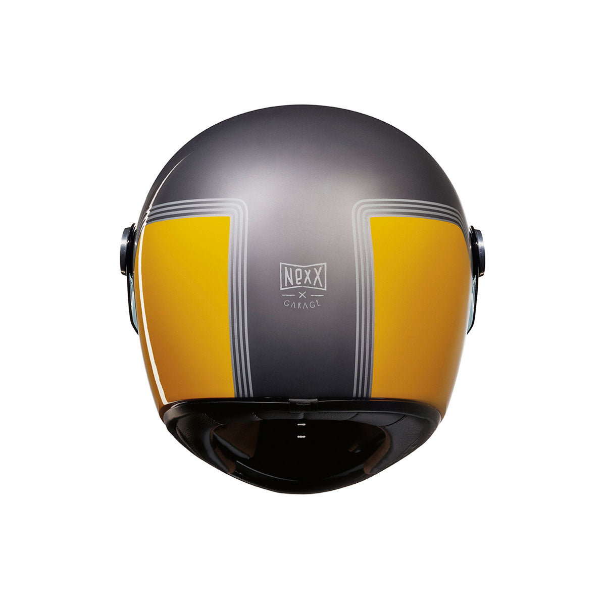 Nexx XG100R Motordrome yellow