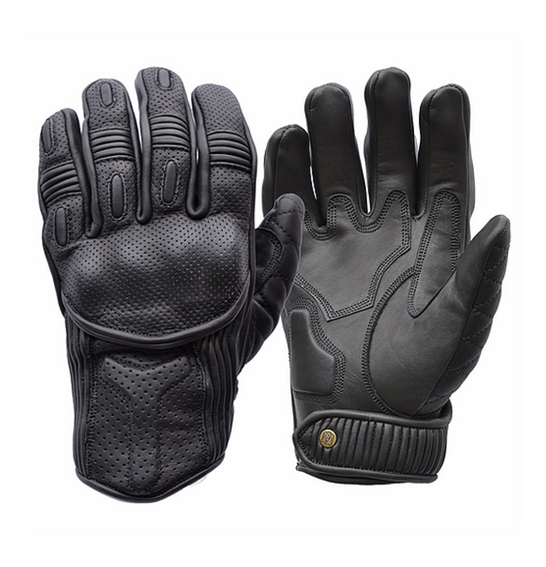 black predator gloves