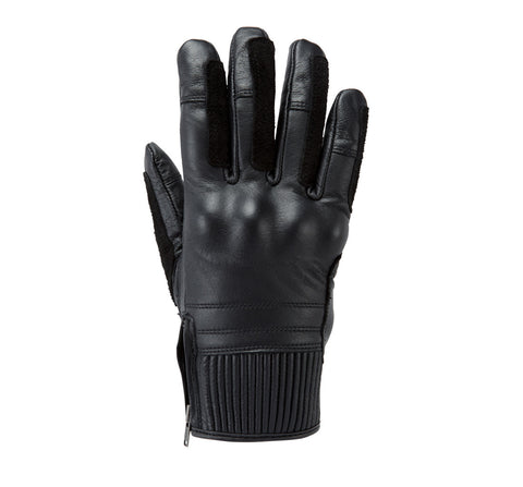 KNOX Hadleigh Womens leather motorcycle glove