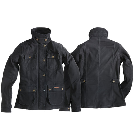 Ladies rokker jacket