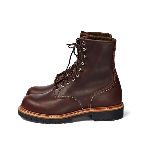 red wing logger 4585