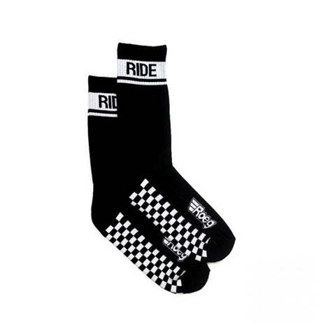 Roeg black socks