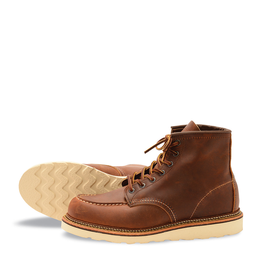 red wing boot 1907