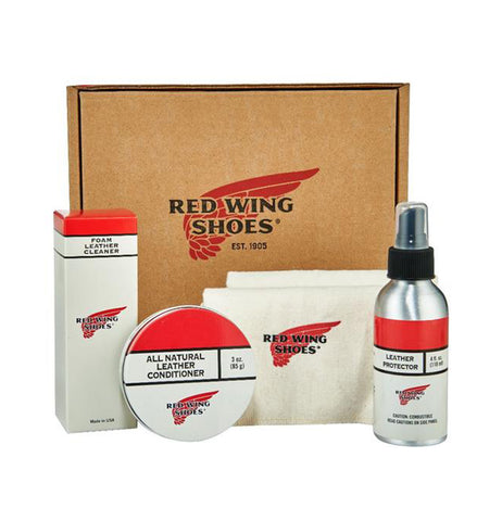 Red wing - Oiled-Tanned Leather Care Kit