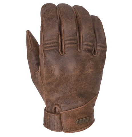 Eska silky leather motorcycle glove
