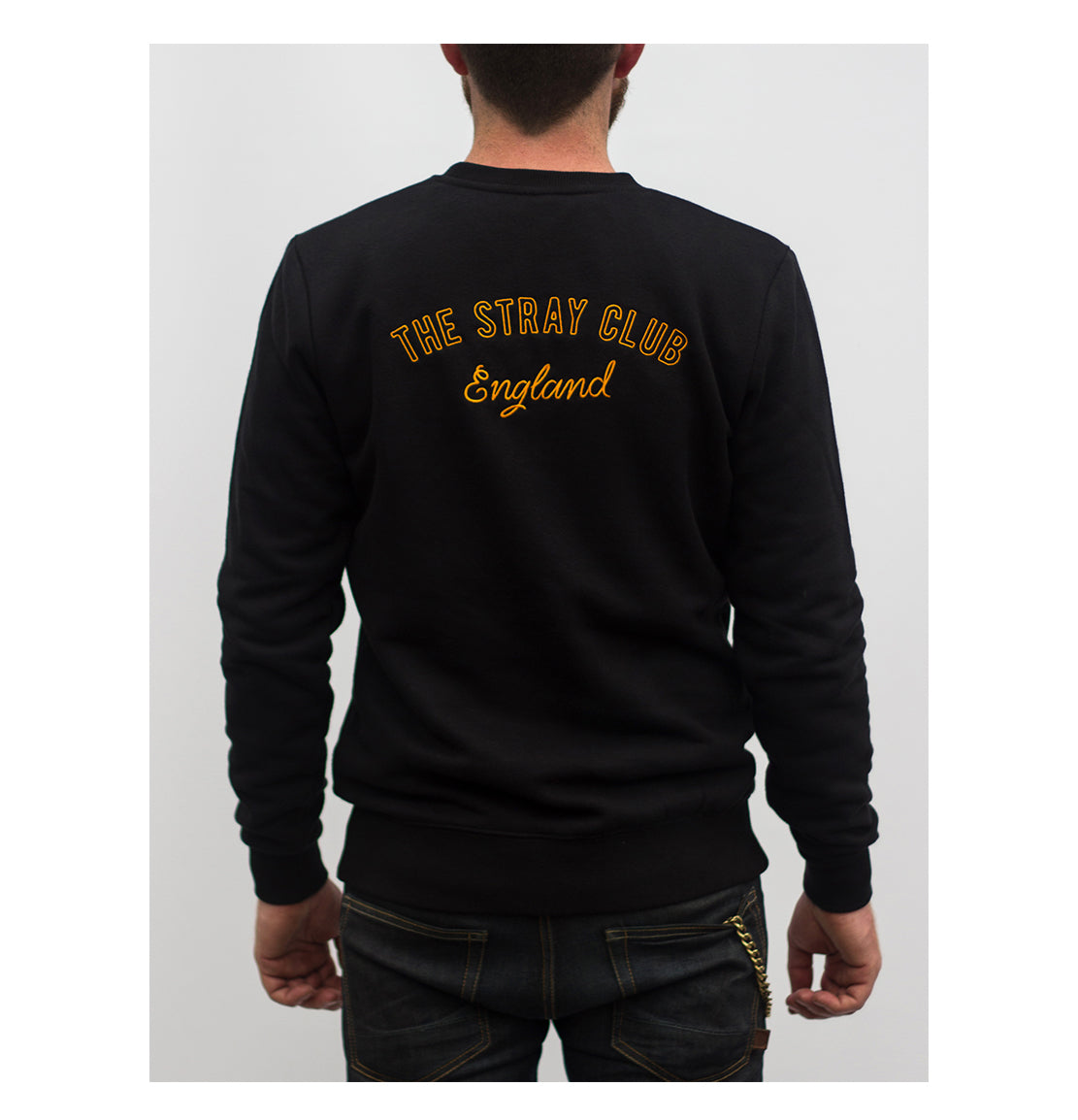 The stray club rogue sweat shirt