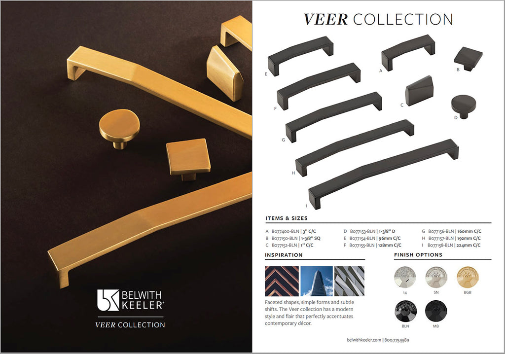 Veer Collection Specs.