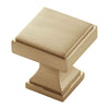 1-1/8 inch (29mm) Brownstone Knob