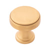 1-1/4 Brownstone Knob