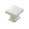 1-1/4 inch Cambridge Square Knob