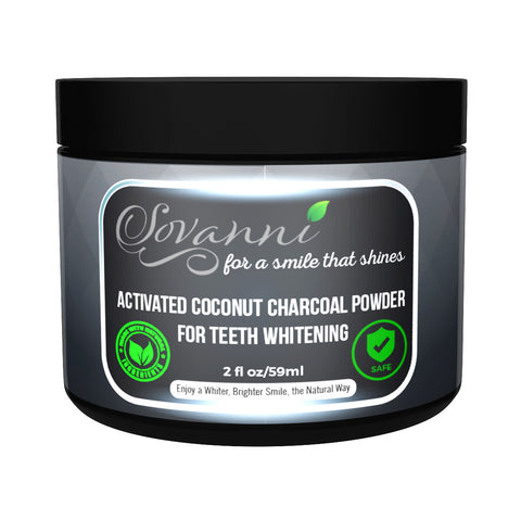 Our Activated Coconut Powder is Here