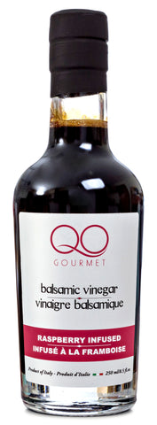 QO Raspberry Flavored Balsamic Vinegar of Modena