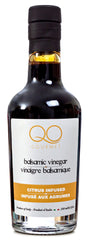 QO Citrus Flavored Balsamic Vinegar of Modena