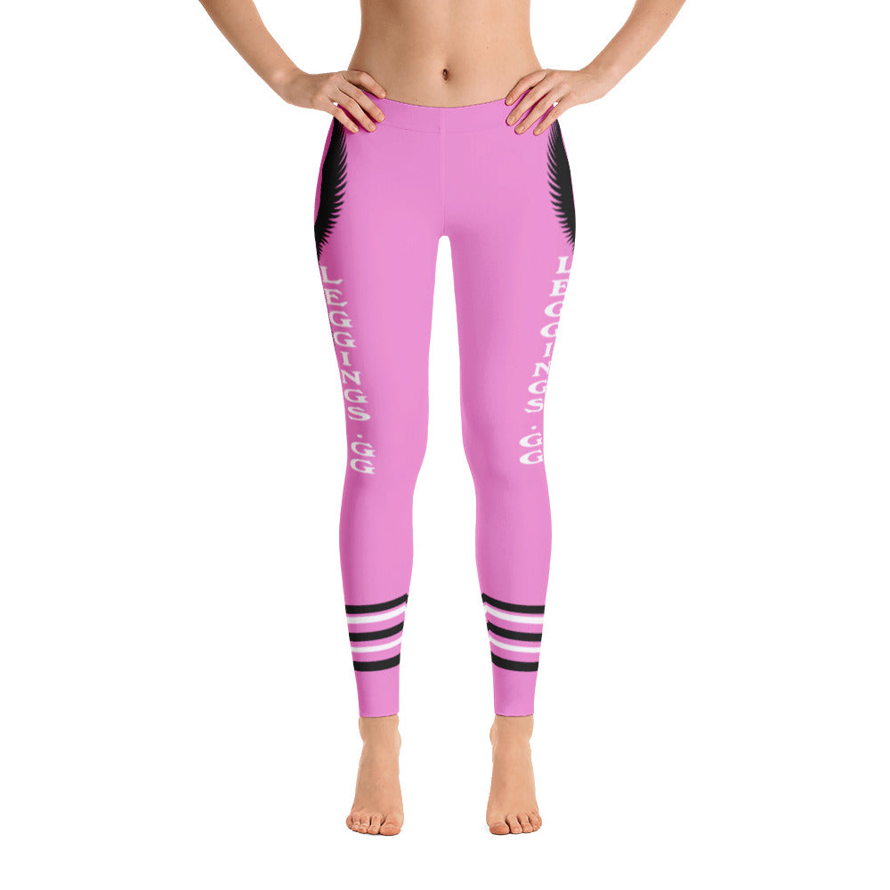 Valkyrie Warrior Short Leggings - Leggings.gg