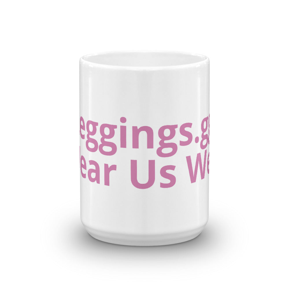 Mug - Leggings.gg