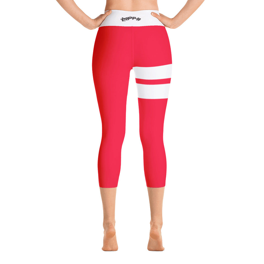 Freya Yoga Short Leggings - Leggings.gg