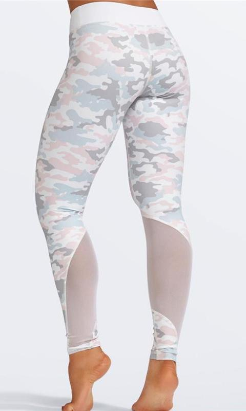 Passion Camo Leggings And Top Set - Leggings.gg