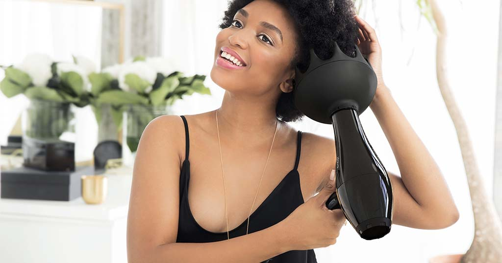 Best Hair Dryer for the Xtava Black Orchid Diffuser