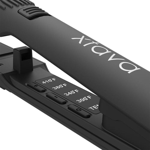 xtava curling iron and straightener 3-in-1 up to 410 degrees