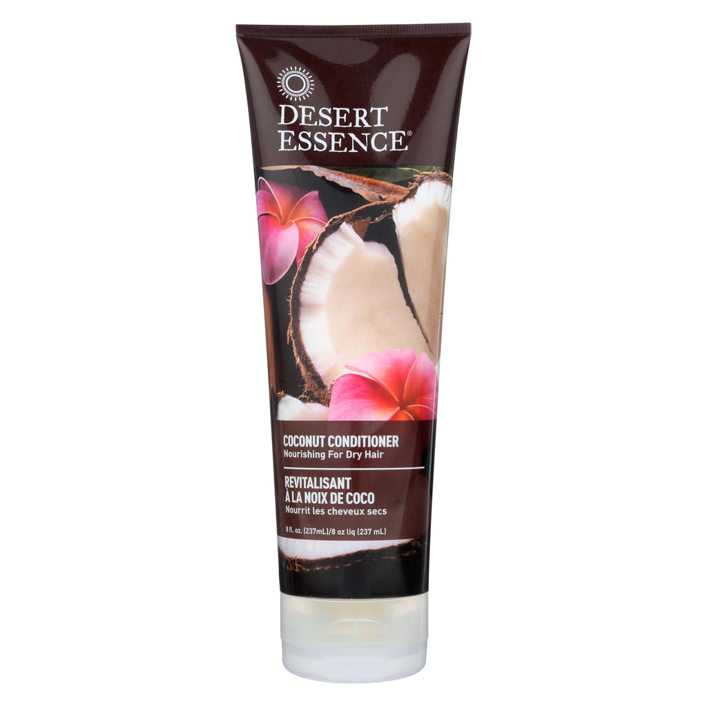 Desert Essence Coconut Conditioner - 8 Fl Oz - Organicotc.com