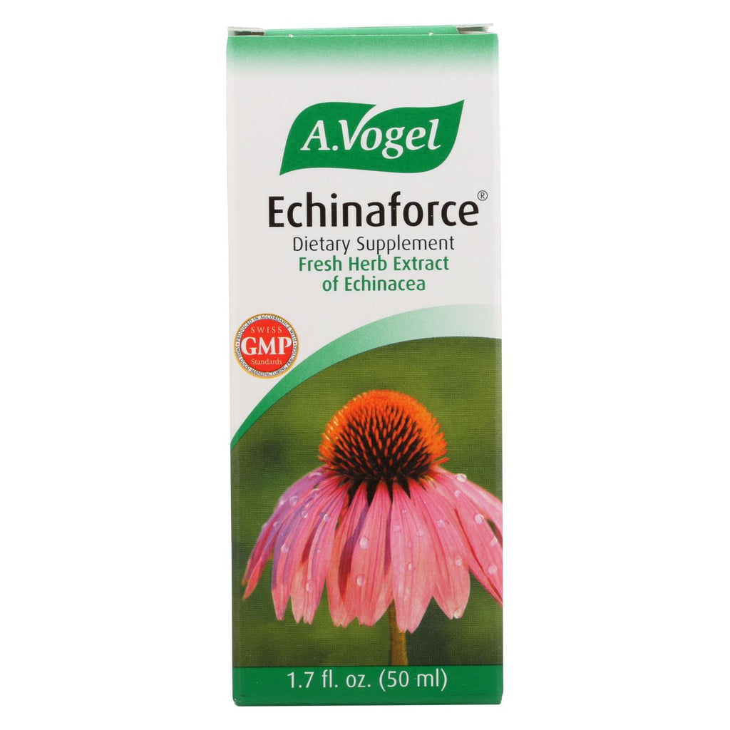 A Vogel Echinaforce - 1.7 Fl Oz - Organicotc.com
