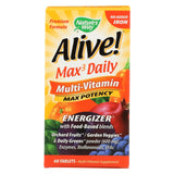 Nature's Way Alive Multi-vitamin No Iron Added - 60 Tablets