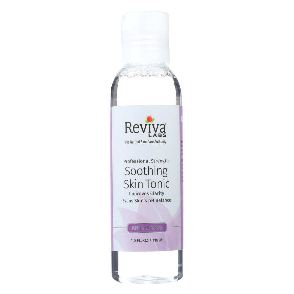 Reviva Labs Organic Skin Tonic - 4 Fl Oz