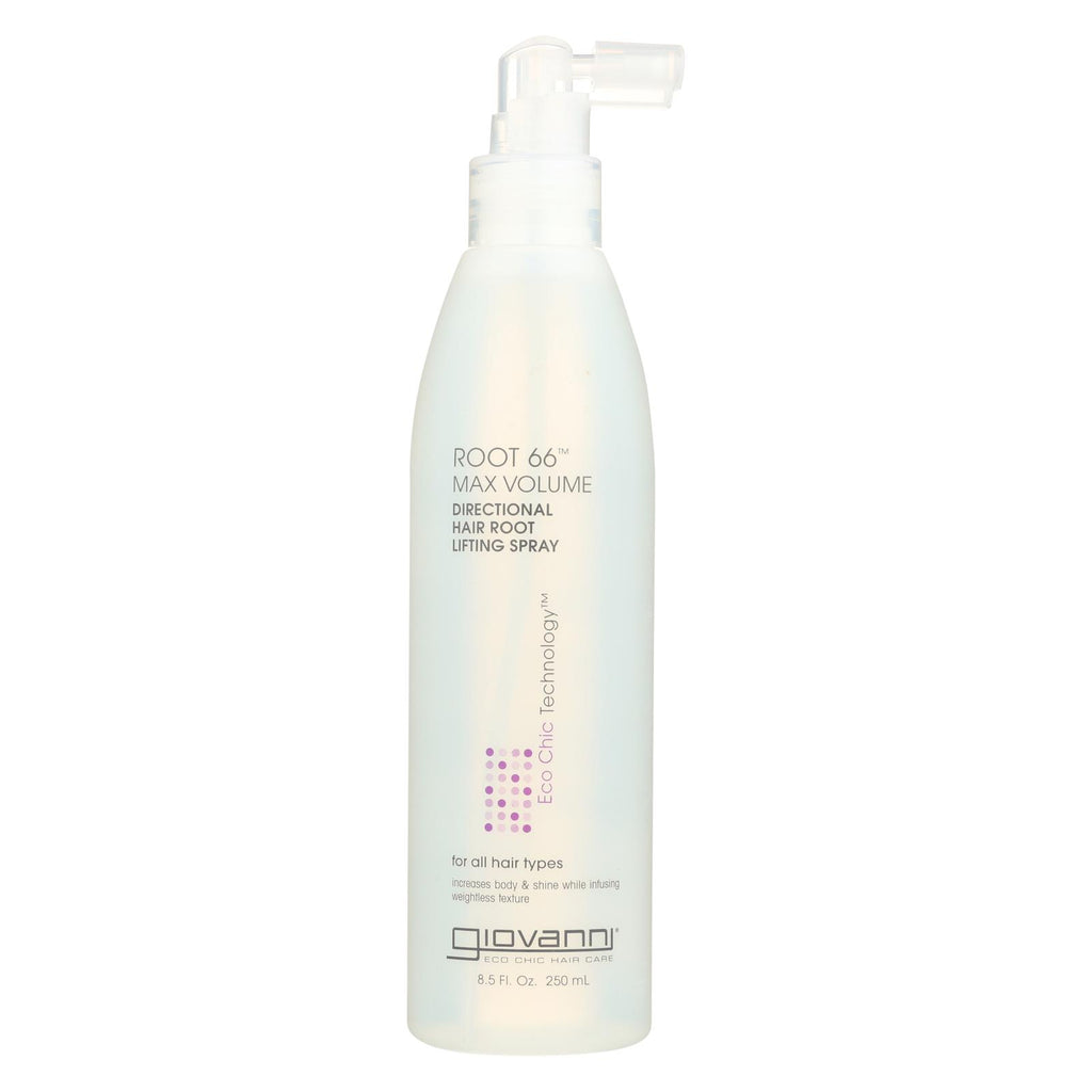 Giovanni Root 66 Directional Root Lifting Spray - 8.5 Fl Oz