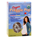 Three Lollies Organic Preggie Pop Drops - 12 Drops
