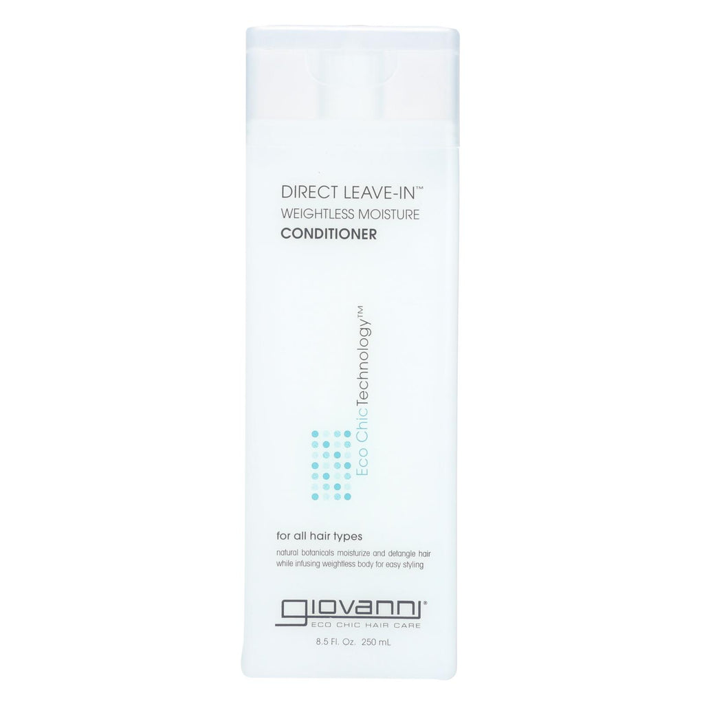 Giovanni Direct Leave-in Conditioner - 8.5 Fl Oz - Organicotc.com