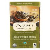 Numi Tea Gunpowder Green Organic Tea - 18 Bags