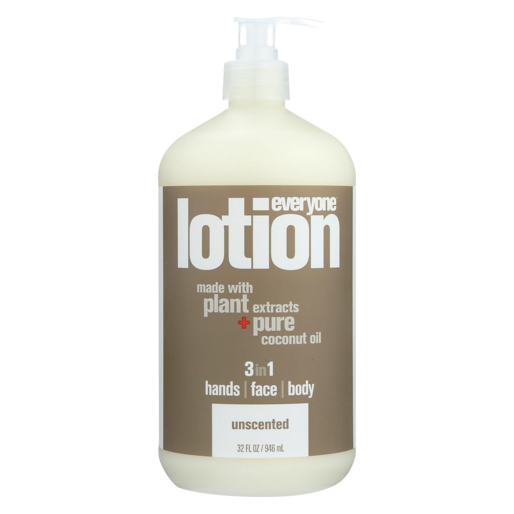 Eo Products Everyone Lotion - Unscented - 32 Fl Oz - Organicotc.com