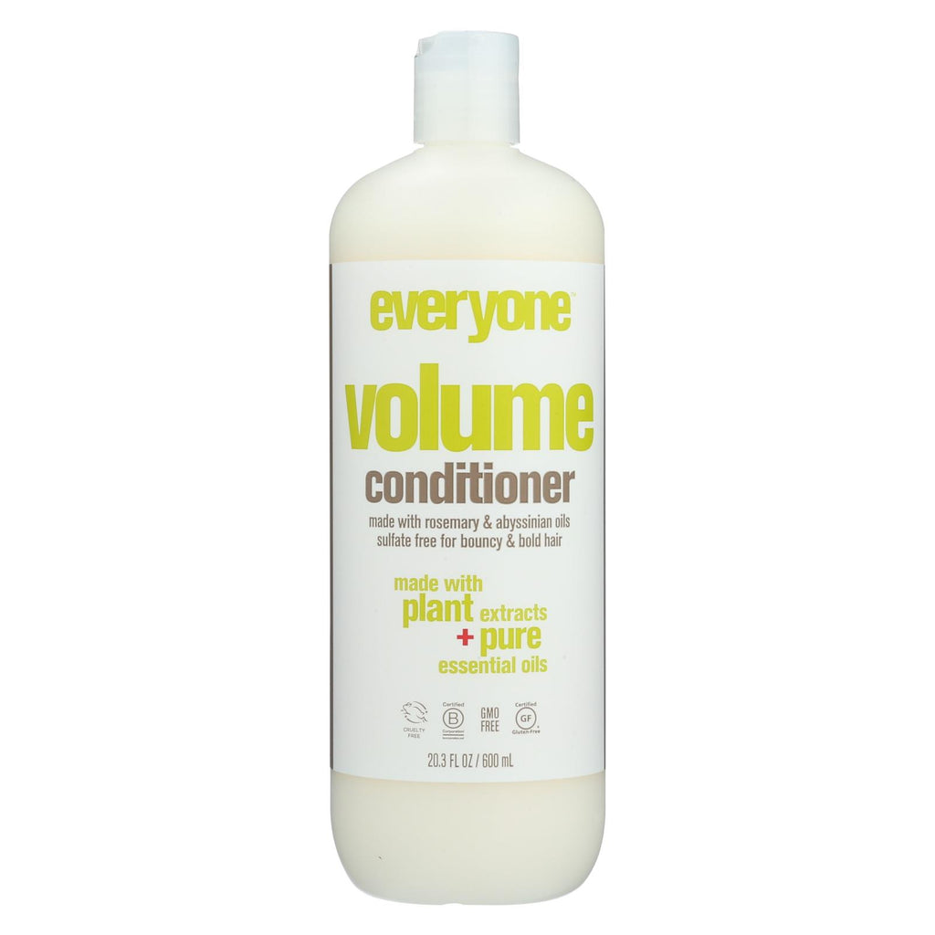 Eo Products Conditioner - Sulfate Free - Everyone Hair - Volume - 20 Fl Oz - Organicotc.com