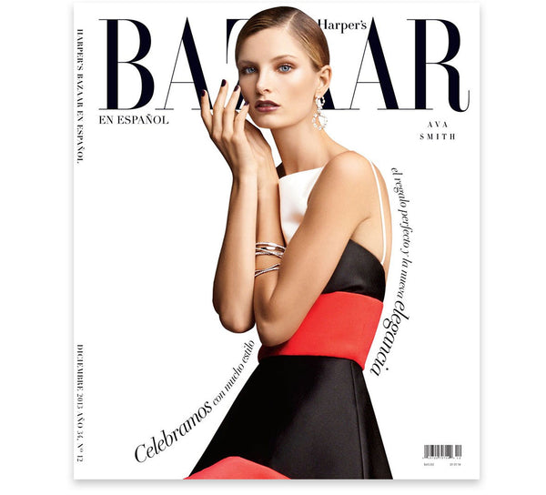 HARPERS BAZAAR LATIN AMERICA CZ BY KENNETH JAY LANE
