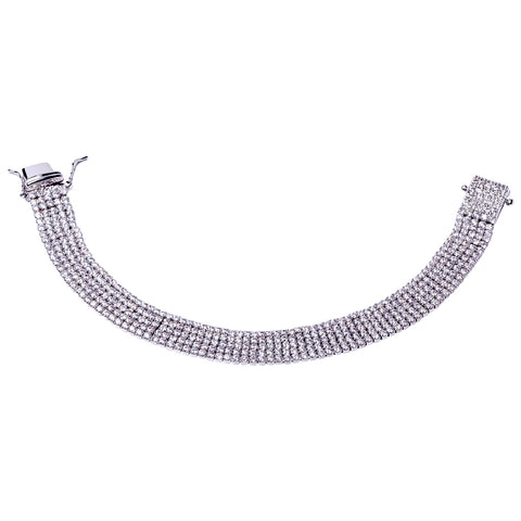 CZ Station Mask Chain