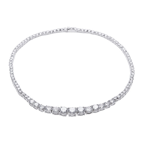 Classic Round Eternity Band